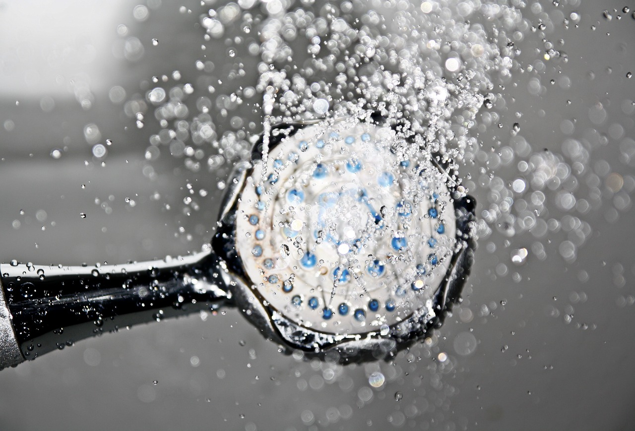 Hlavice sprchy
