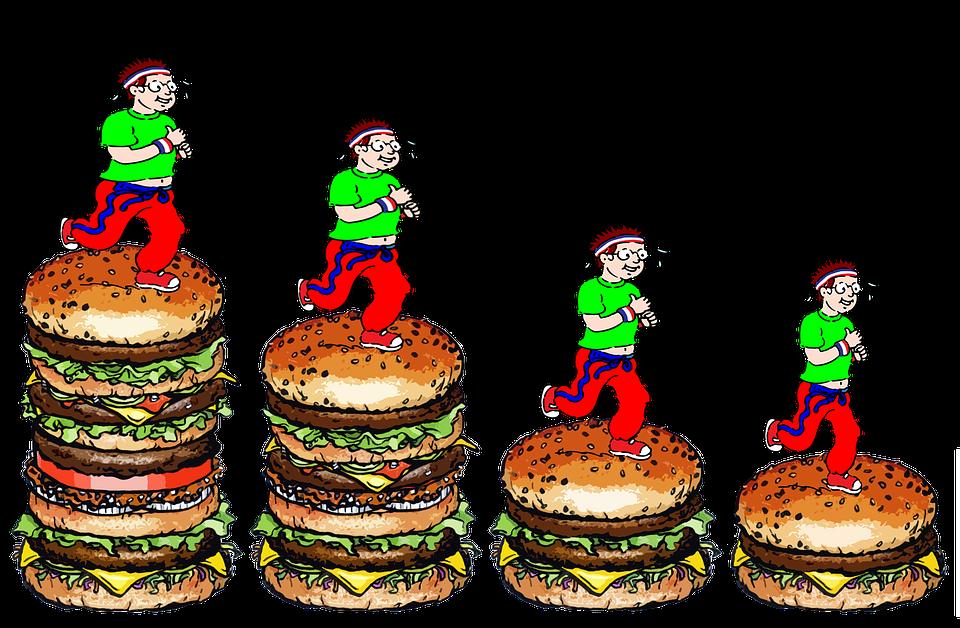 Snižování kalorického příjmu