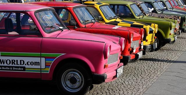 barevní trabanti