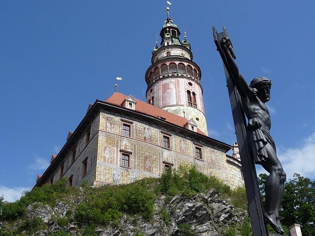 hrad český krumlov