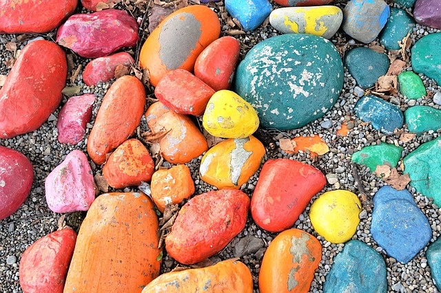 barevná rozmanitost