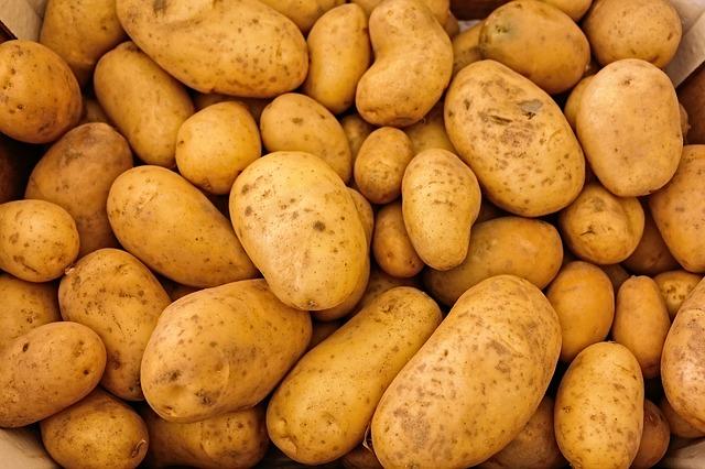 syrové brambory