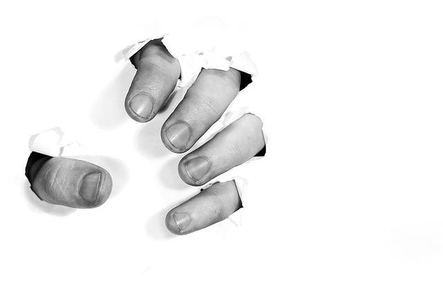 Špinavé prsty