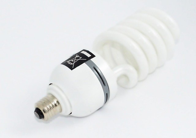 druh úsporné žárovky