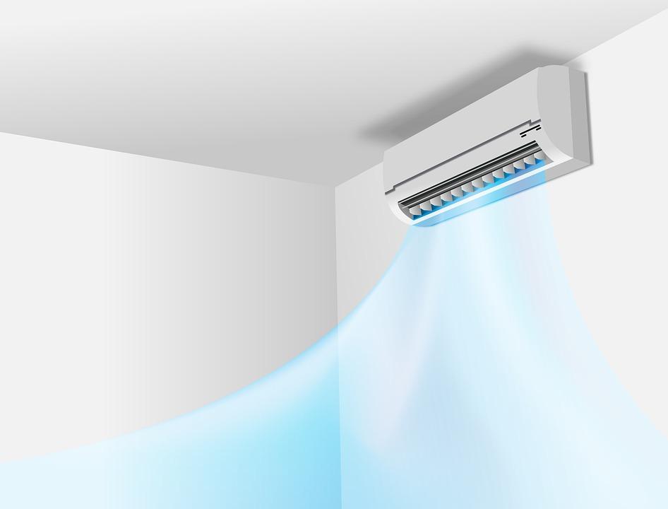 klimaatizace v bytě